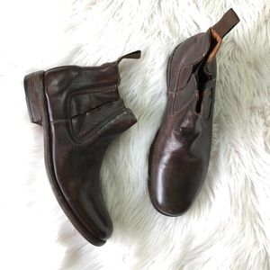 Like New! Bed Stu Leather Boots size 10